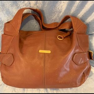 Via Spiga Brown Purse with Dust cover